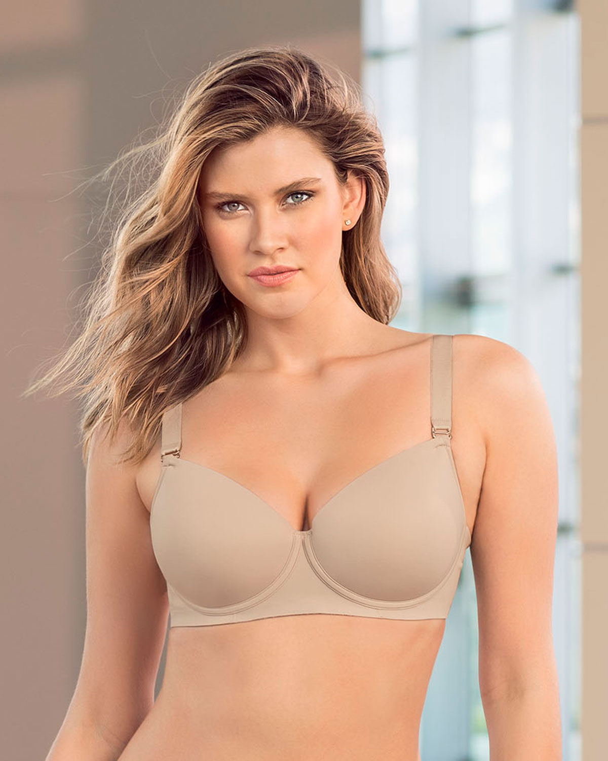 Light Support Push Up Bra | Leonisa