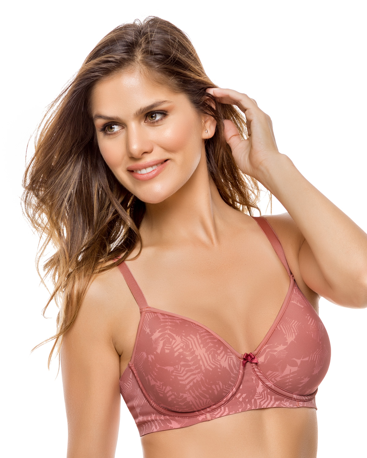 everyday support bra with underwire--MainImage