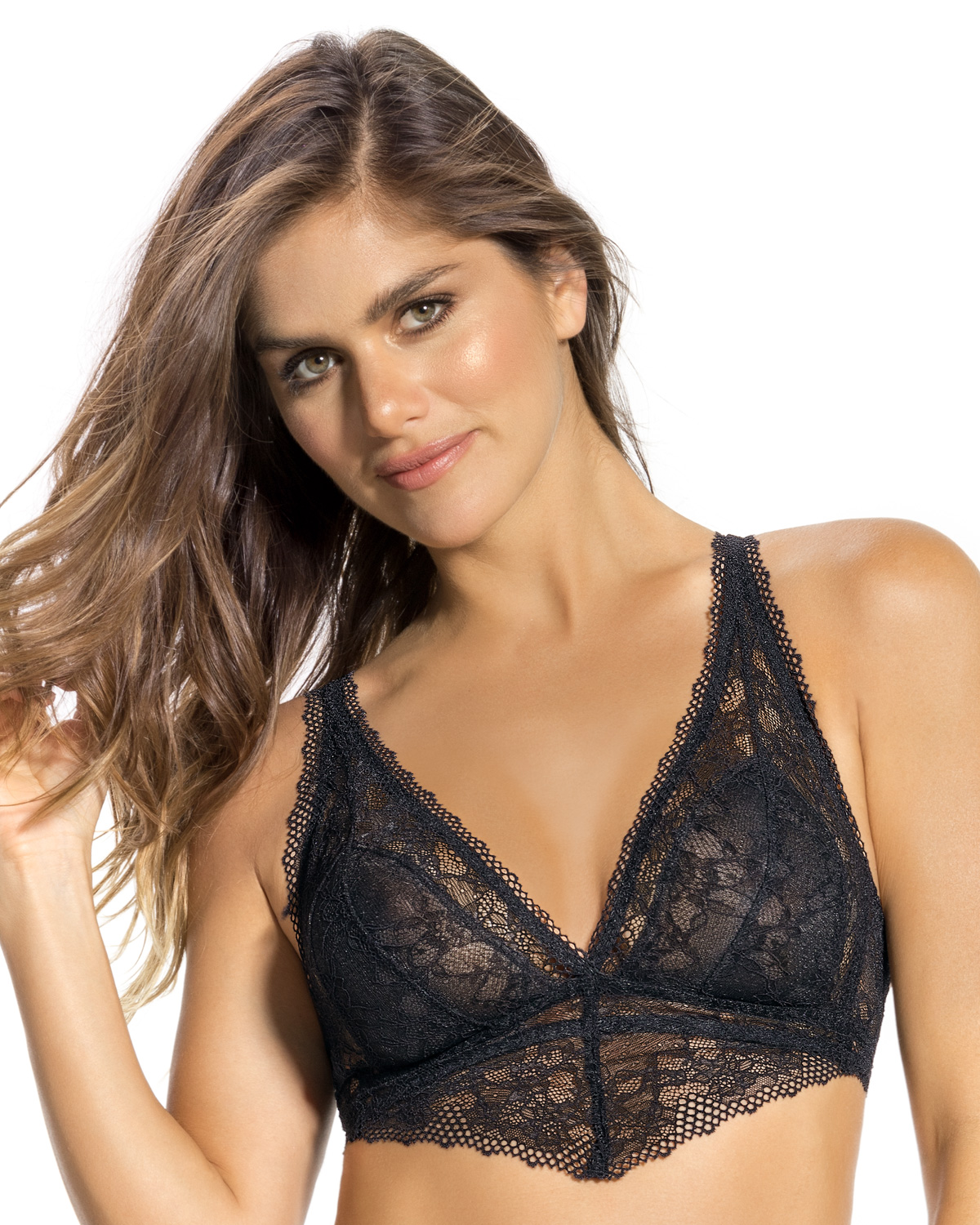 All Lace Bralette | Leonisa