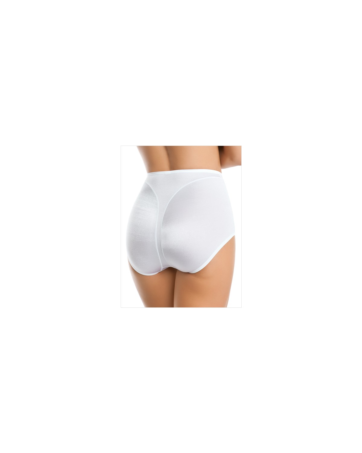 high cut panty shaper-000- White-MainImage