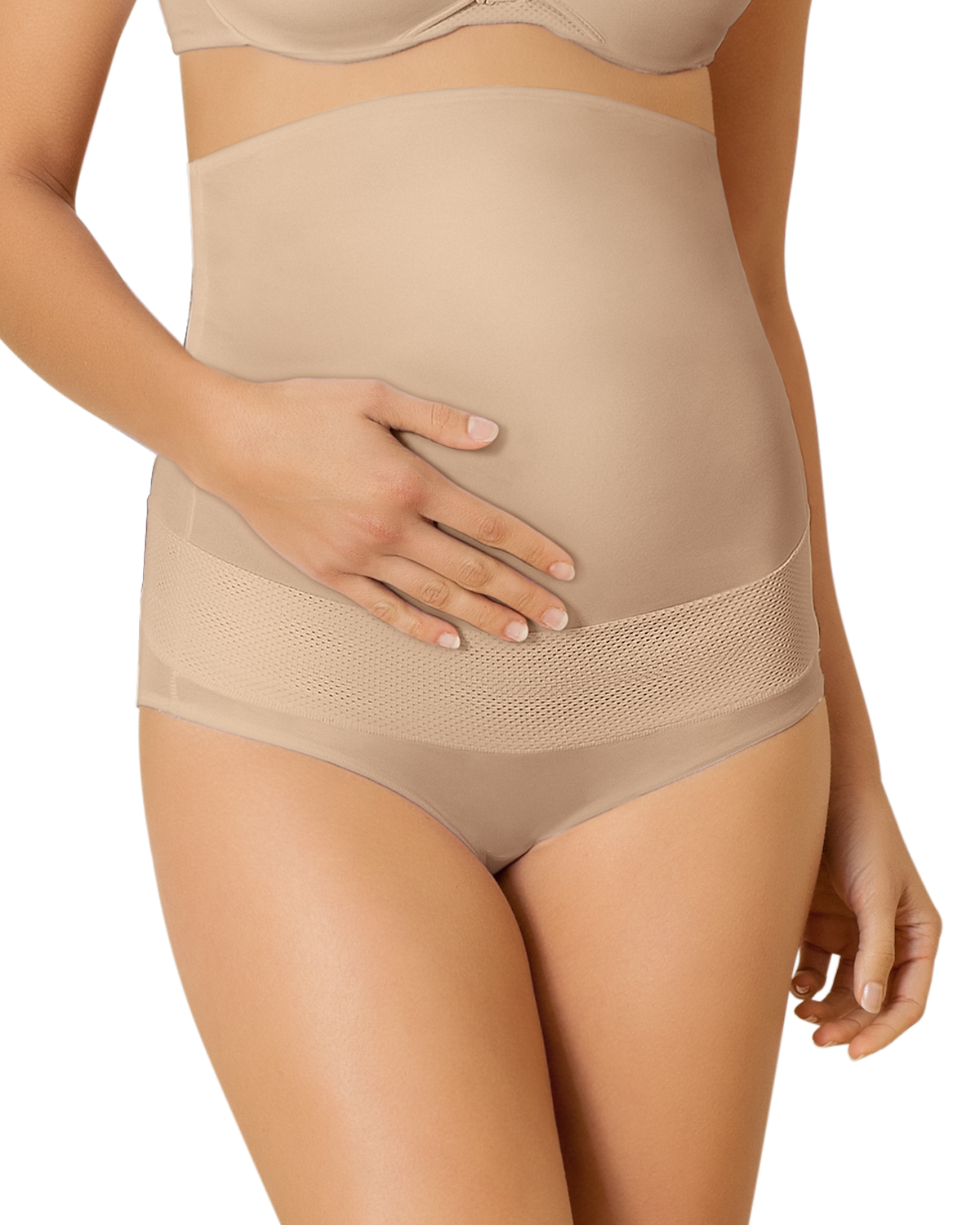 maternity support panty-802- Nude-MainImage