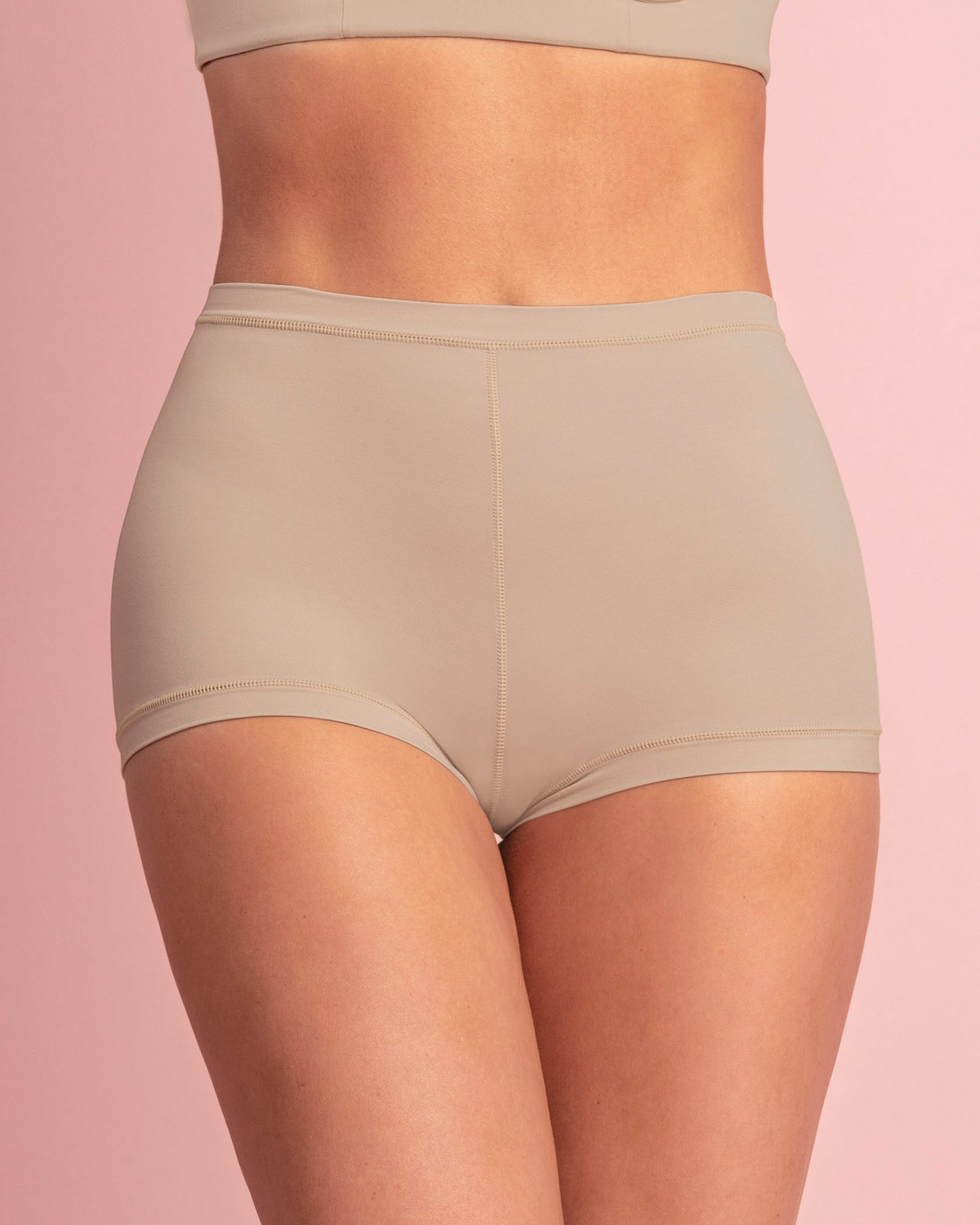 perfect fit boyshort style panty | leonisa
