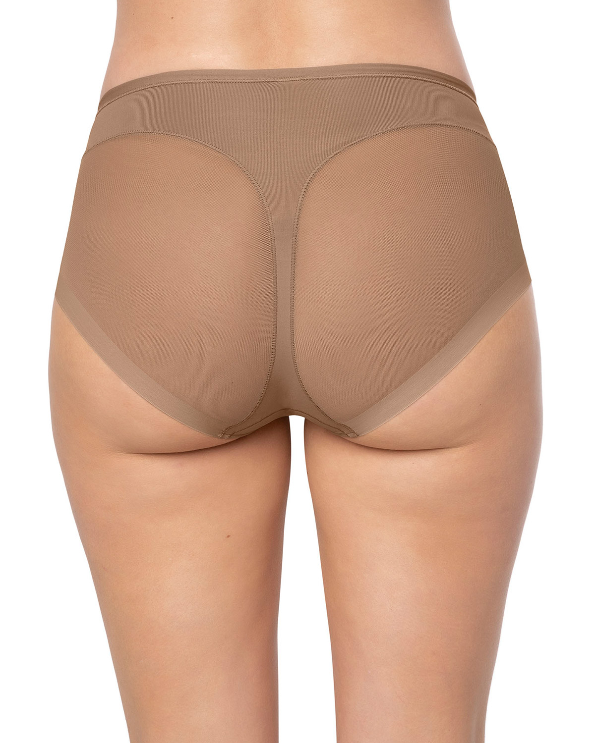 super comfy control shapewear panty-857- Brown-MainImage