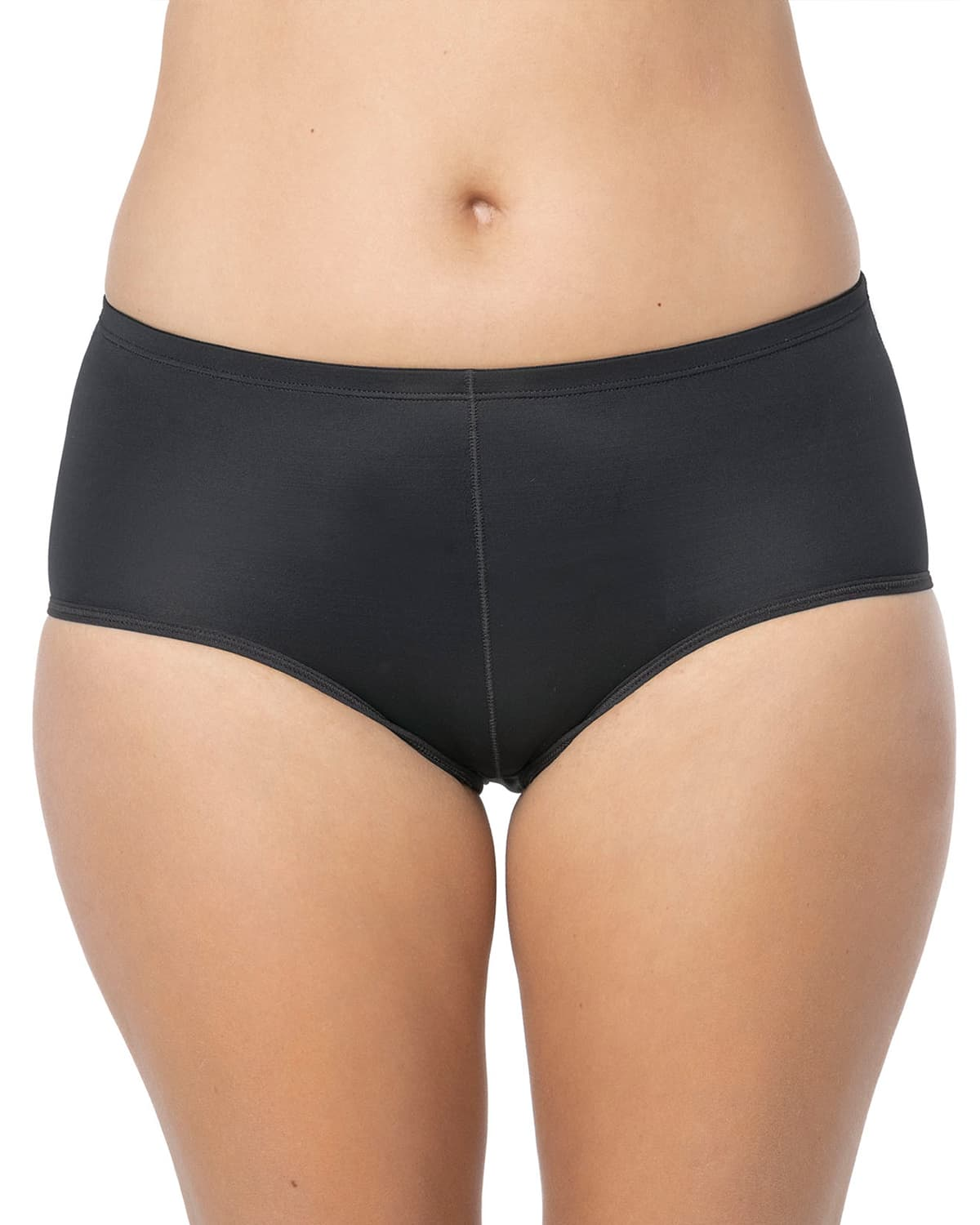 butt lifter padded panty - magic benefit-700- Black-MainImage