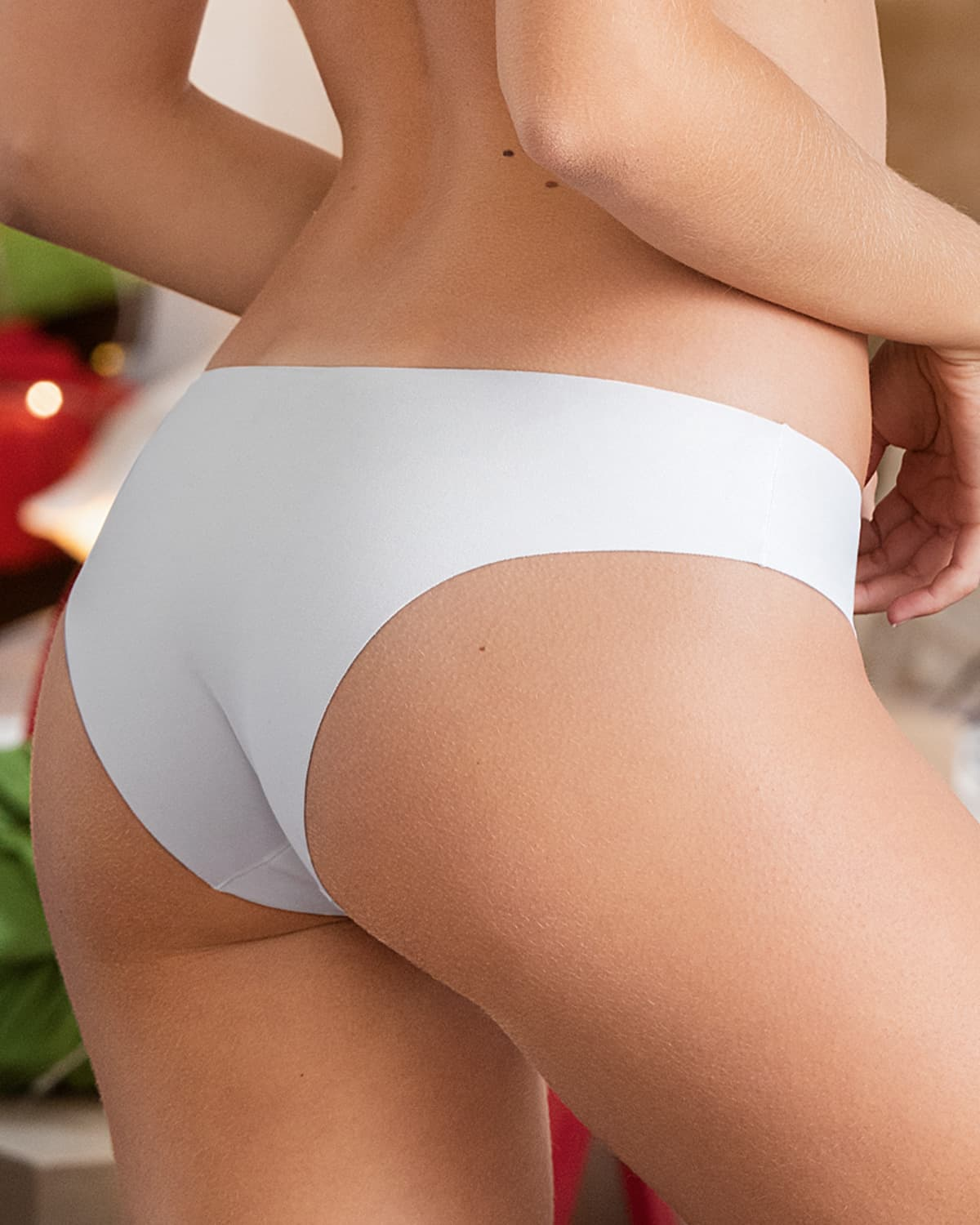 Tanga panties are a new silhouette in the panties arena, taken from European styles that feature more rear coverage than the thong, but less than the average bikini panty. As you might imagine, there is still plenty of