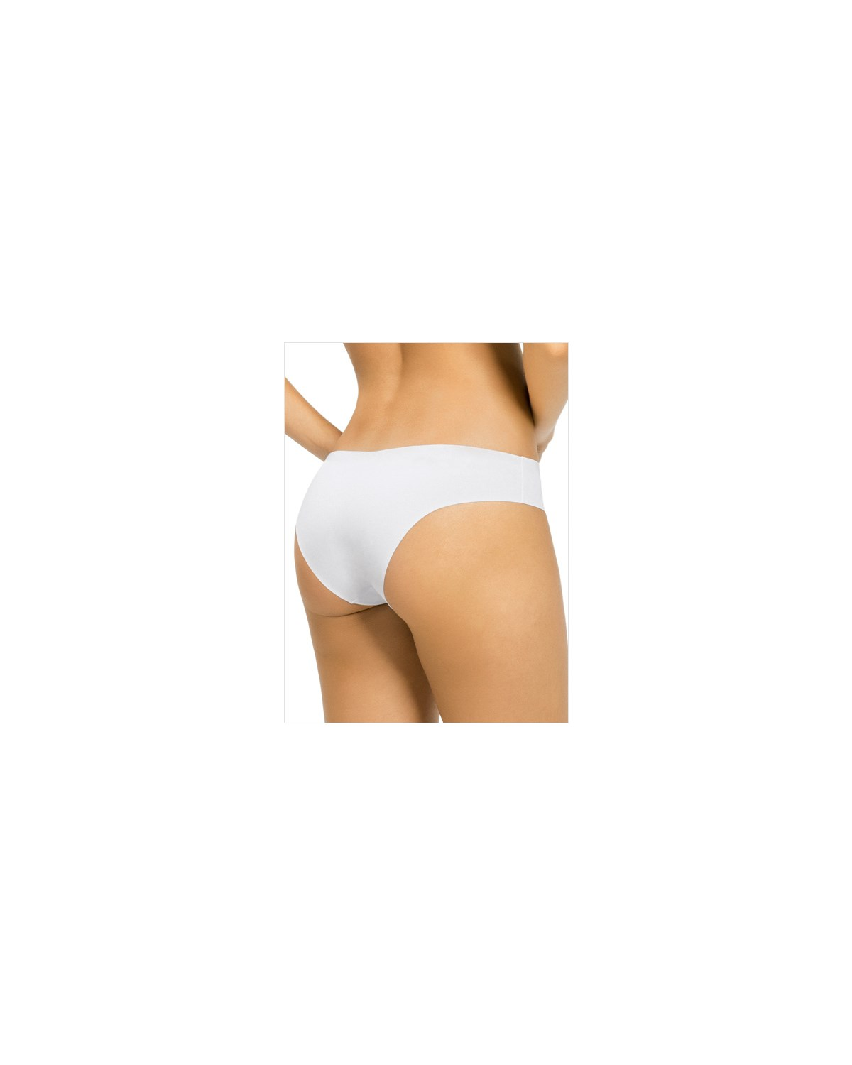 no-ride-up seamless bikini panty-000- White-MainImage