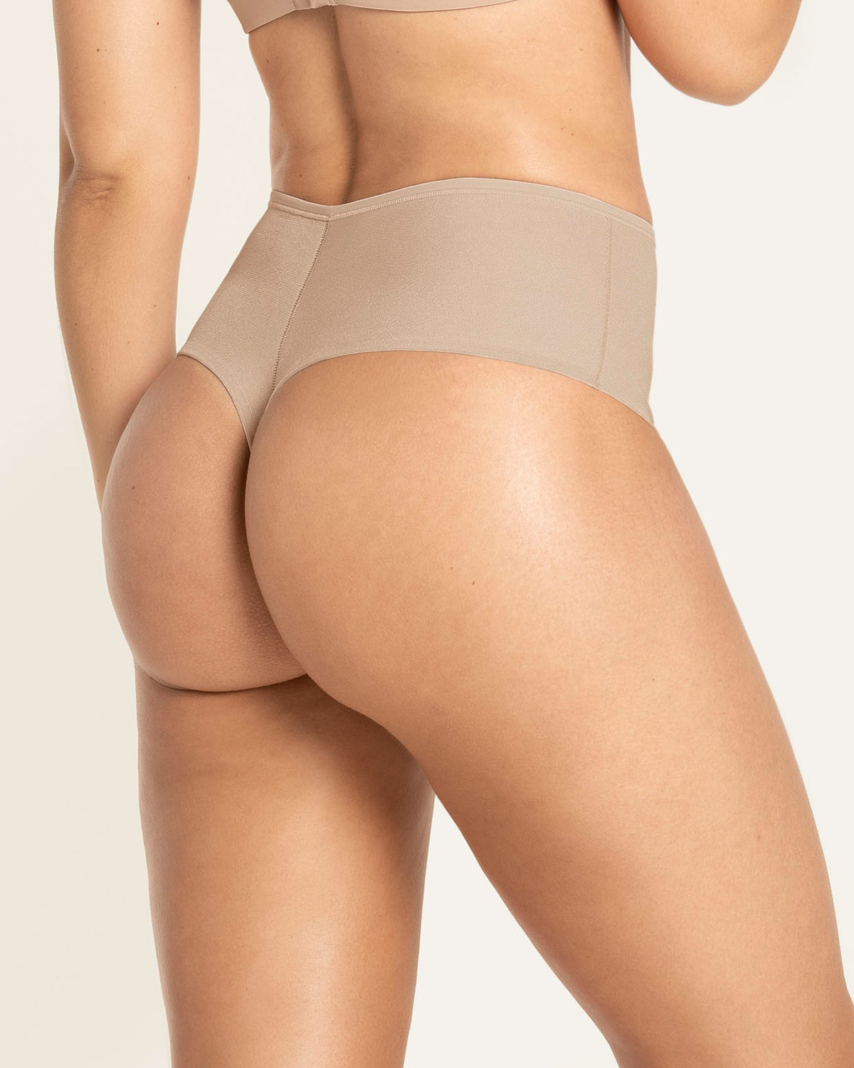 thong with comfy control-802- Nude-MainImage