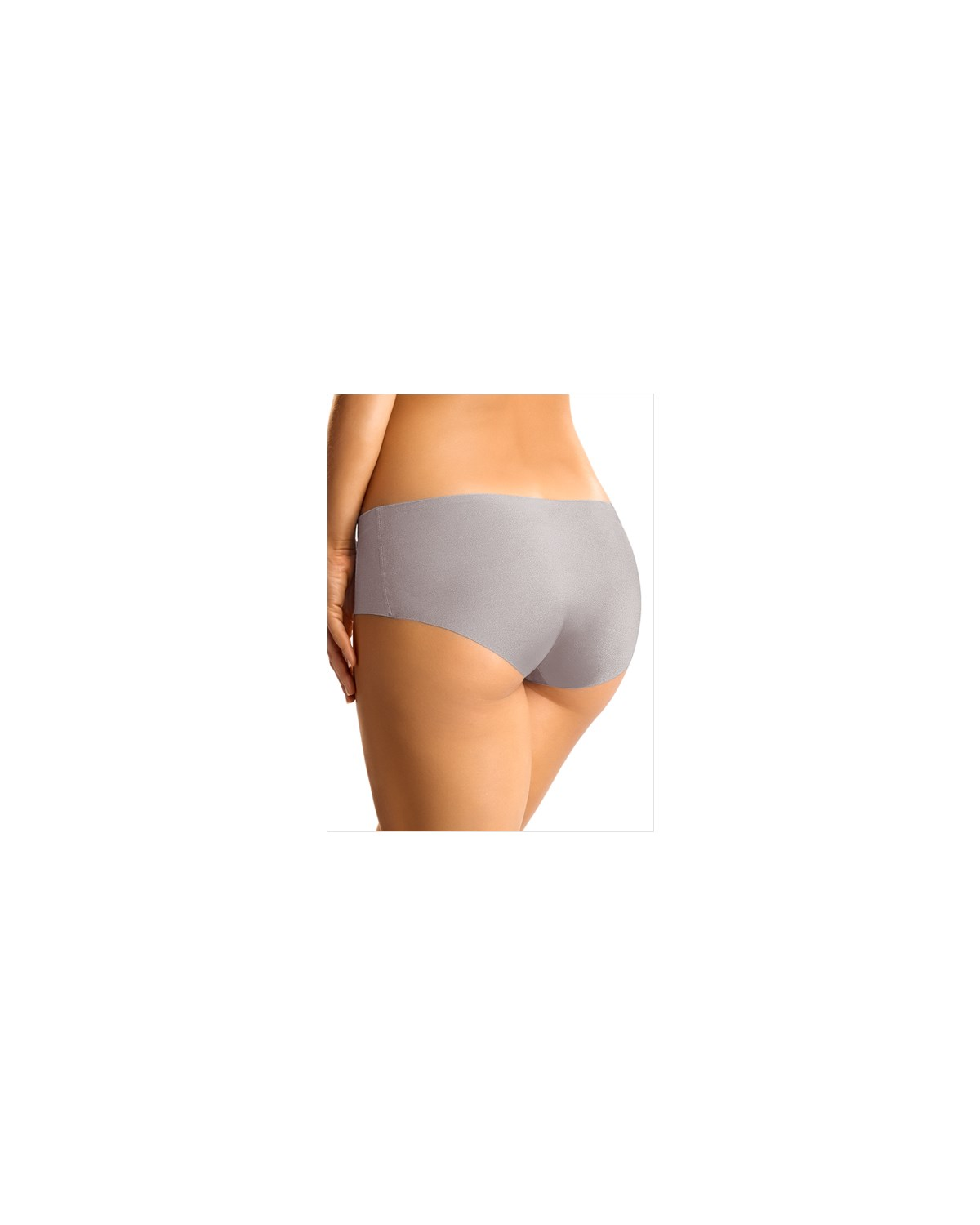 personal fit seamless hip hugger panty--MainImage