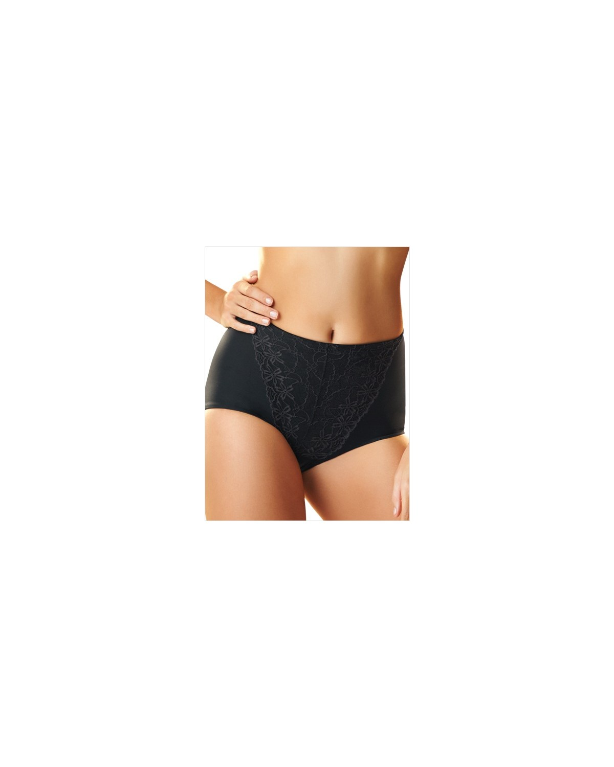 fabulous lace minimizer panty--MainImage