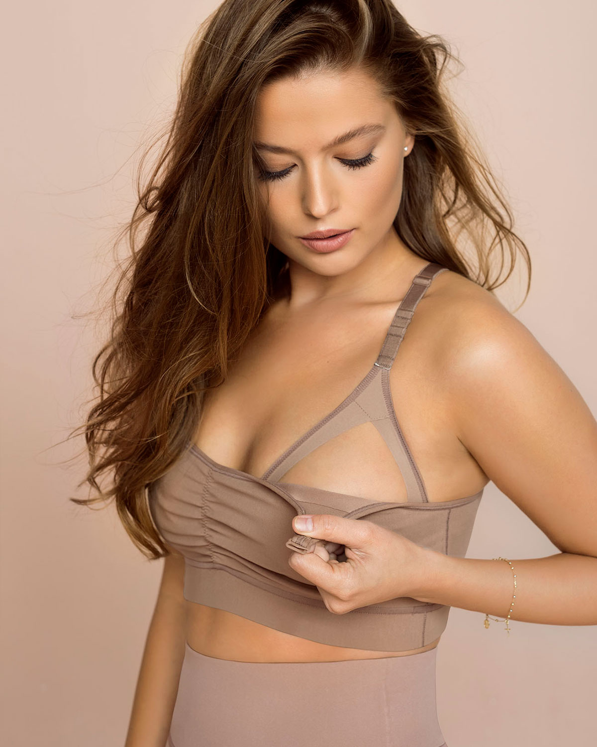 super comfy everyday nursing bra--MainImage