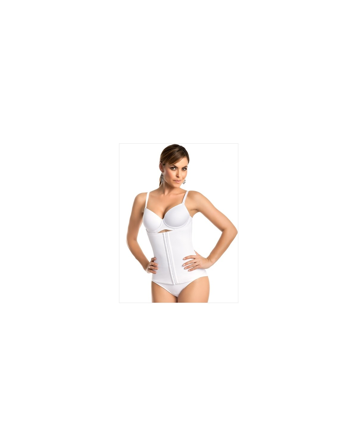 high waist slimming cincher-000- White-MainImage