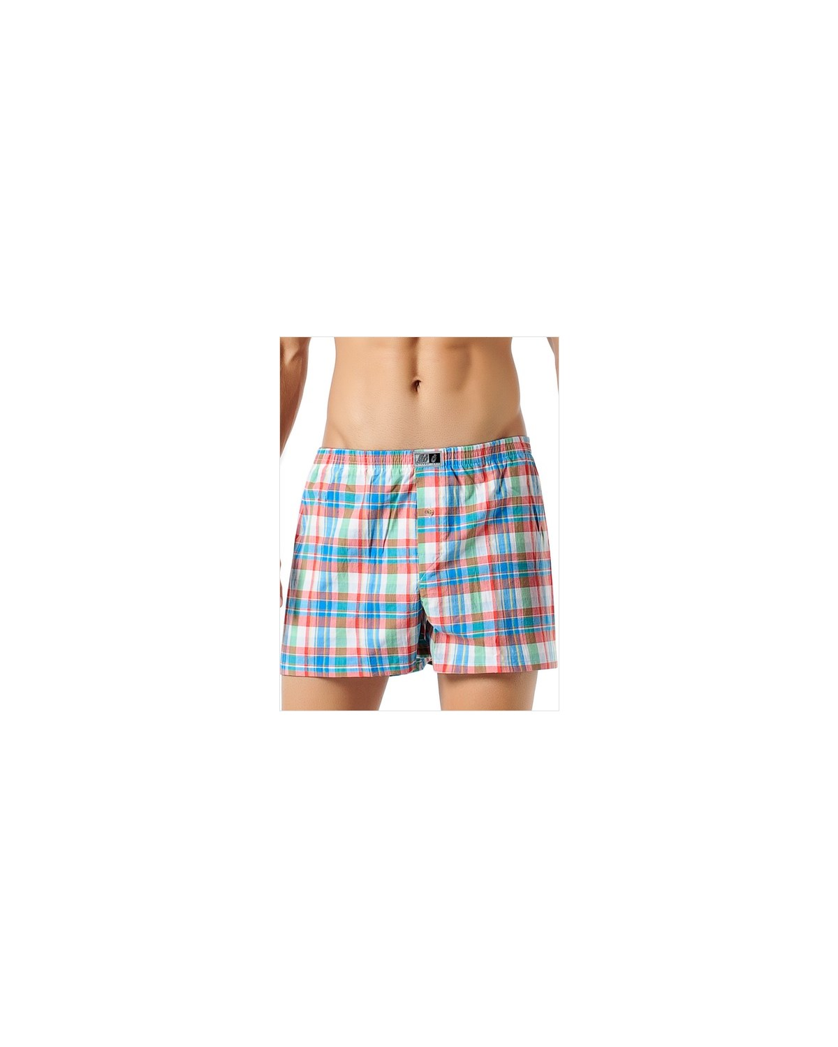 leo loose cotton boxer short--MainImage