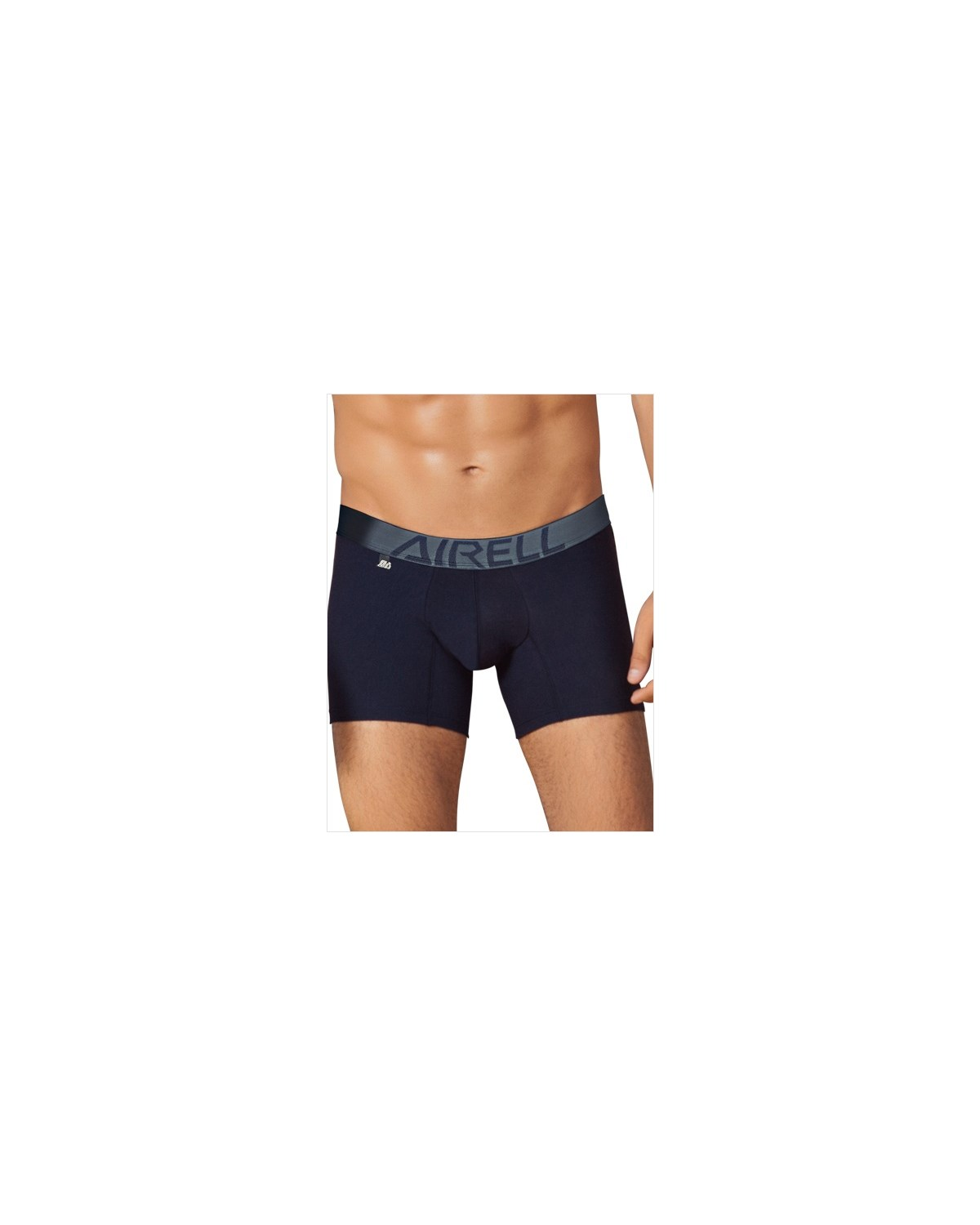 leo adjust-fit cotton boxer brief-515- Blue-MainImage