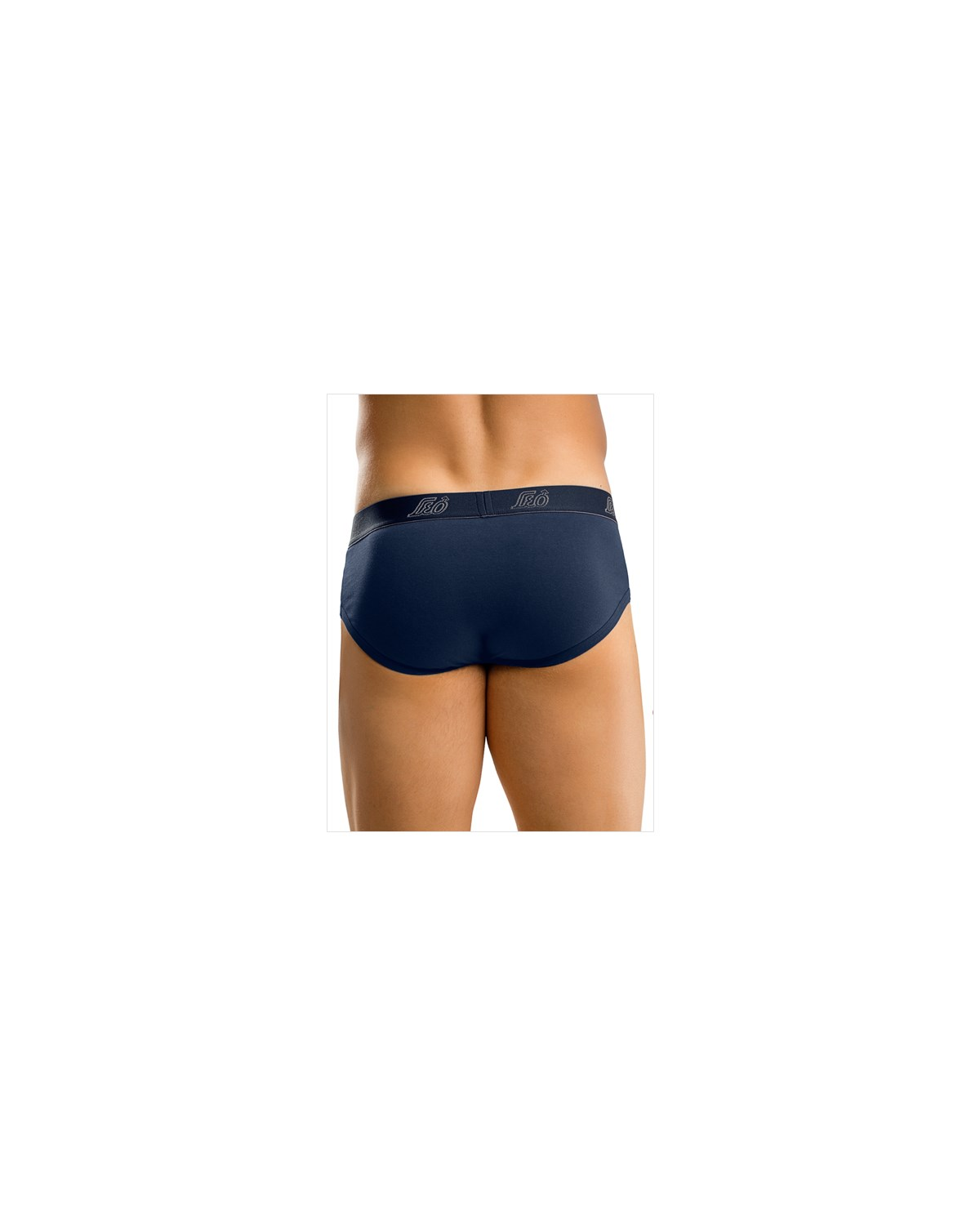 leo xtreme adjust-fit cotton brief-516- All Blue-MainImage