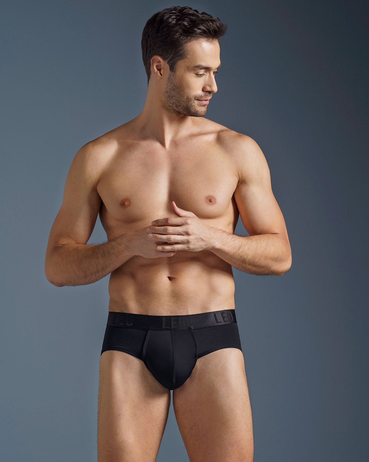 leo mens padded butt enhancer brief-700- Black-MainImage