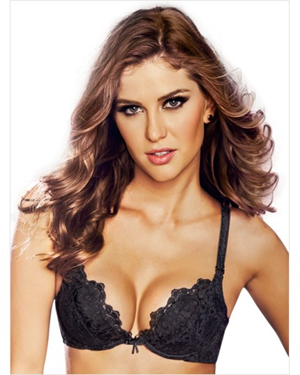 long time favorite magic up bra - maximum uplift-700- Black-MainImage