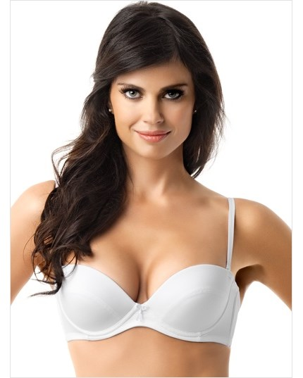 convertible push up bra-000- White-MainImage