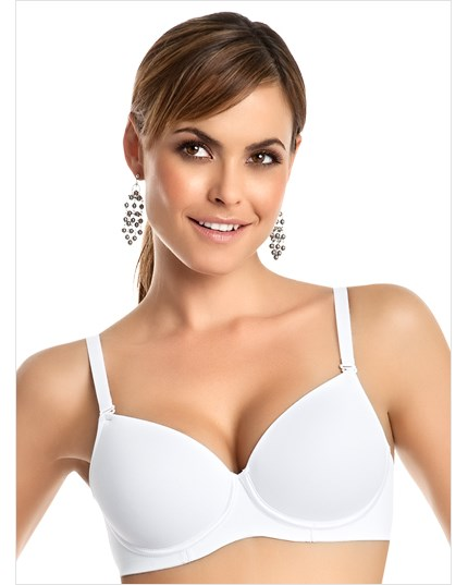 light support push up bra-000- White-MainImage