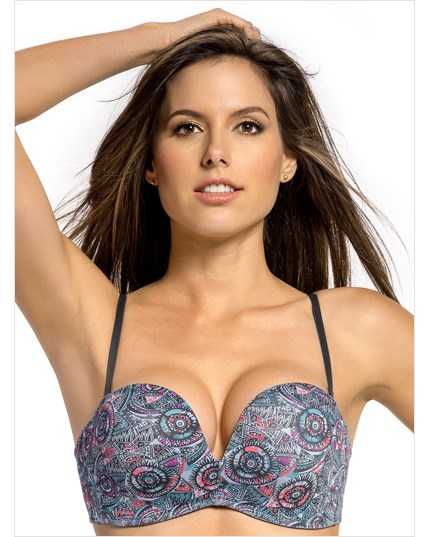 extreme push up strapless bra--MainImage