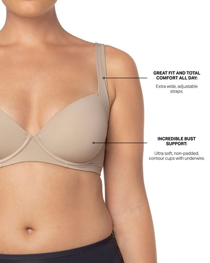 perfect everyday posture corrector bra-802- Nude-MainImage