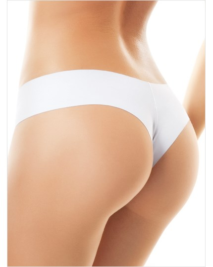 no ride-up seamless thong panty-000- White-MainImage
