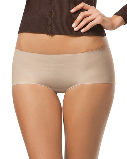 invisible classic panty with intelligent fabric-802- Nude-MainImage