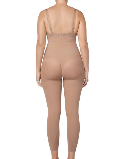 invisible bodysuit shaper with rear lift--MainImage