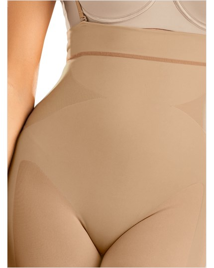 seamless high waist shapewear with thigh compression--MainImage