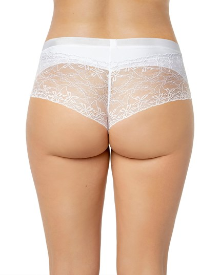 fabulous lace hip hugger control panty-000- White-MainImage