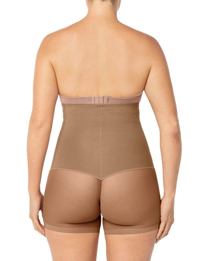 truly invisible hi-waist control short--MainImage