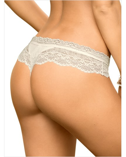 graceful lace thong panty--MainImage