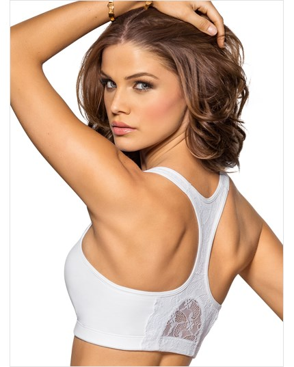 delicate sports bra with absolute support--MainImage