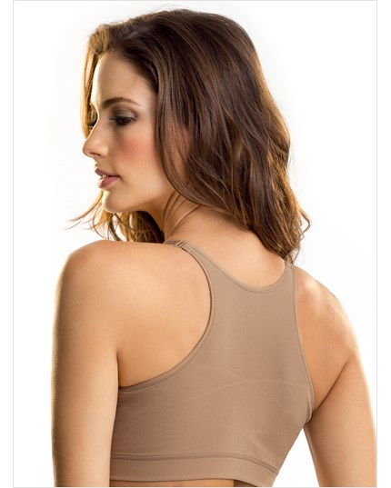 super comfy everyday nursing bra-857- Brown-MainImage