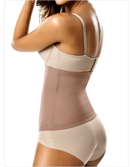 no zip high waist cincher--MainImage