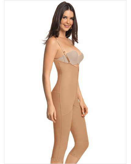 long bodysuit shaper-864- Nude-MainImage