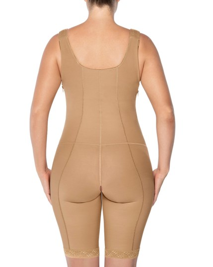 power body shaper with thighs slimmer--MainImage