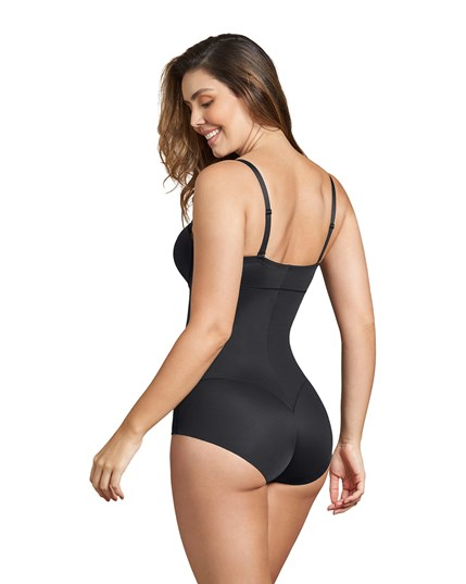 slimming bodysuit with supportive cups--MainImage