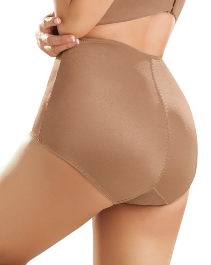 smooth control panty-857- Brown-MainImage
