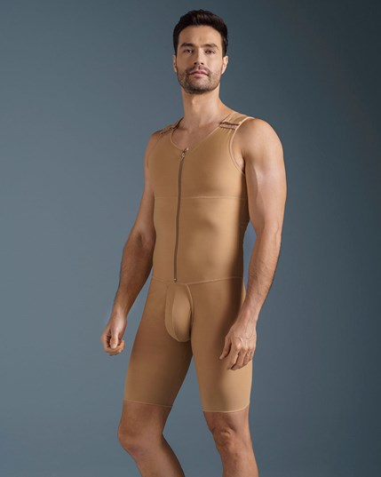leo post-surgical compression bodysuit--MainImage