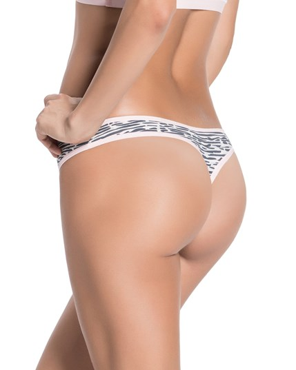 3-pack cotton low-rise thong panty--MainImage