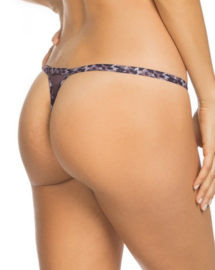3-pack invisible g-string thong style panty--MainImage