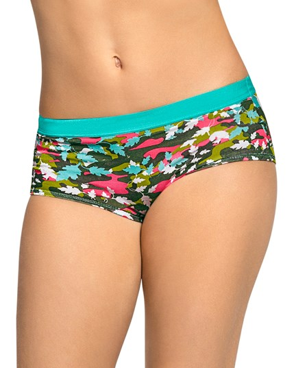 paquete x 3 panties tipo hipster en algodon suave--MainImage