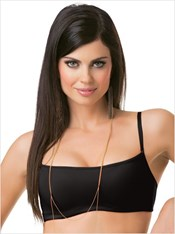 Short Cami Style Bra with Supportive Underwire