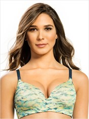 Personal Fit High Push Up Bra