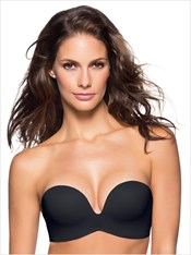 Extreme Push Up Strapless Bra