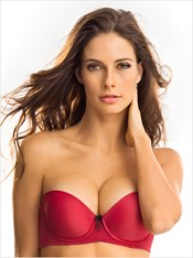 Extreme Push up Strapless Bra - Add 2 Sizes