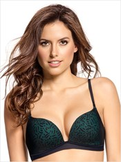 Brasier Doble Realce sin Aro - Power Bra