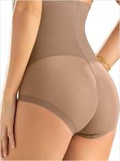 High Waist Bodysuit Tummy Shaper