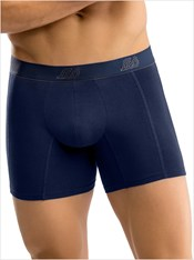 Leo Contouring Boxer Brief in Stretch Cotton