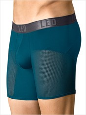 Leo Advanced Mesh Long Boxer Brief